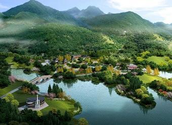 重庆别墅庭院风格景观设计施工丨屋顶花园图片