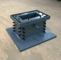 可調式合金磚機口全合金鎢鋼磚機口合金泥嘴