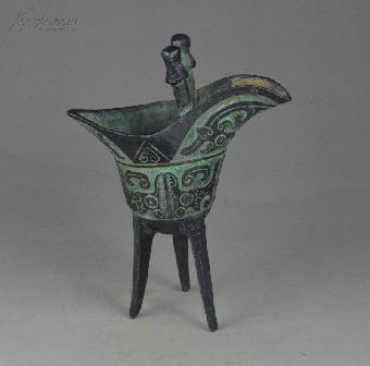 中国古代铜器,是我们的祖先对人类物质文明的巨大