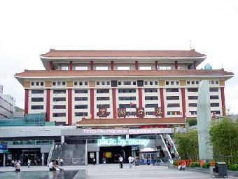 团队签走罗湖口岸过境香港要多少钱