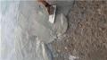 混凝土路面被雨淋后翻砂、掉沙怎么處理?