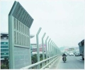 七臺河高架橋聲屏障道路路基醫院電廠工廠冷卻塔隔音降