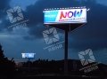 太陽能LED廣告牌照明燈