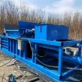 120噸臥式液壓打包機 廢紙臥式液壓打包機