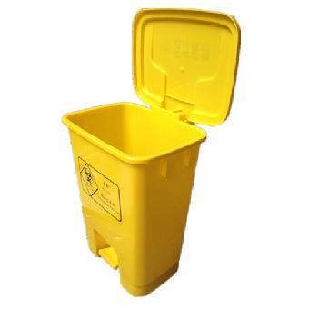 加厚脚踏18l医疗垃圾桶医用污物桶