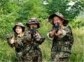 西安真人CS拓展訓練 西安野外拓展活動基地