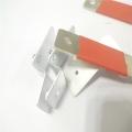 電池導電鋁連接片 鋁箔軟連接 沖壓導電硬鋁排