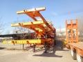 17米大集装箱骨架半挂车全国联保