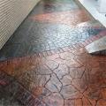 广西钦州直供透水地坪压花地坪压膜地坪地坪材料