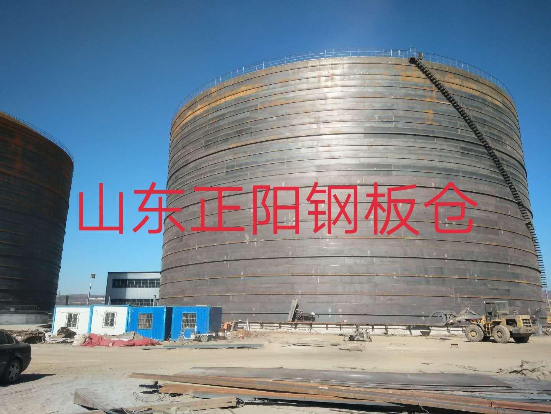 山东聊城正阳钢板仓建设工程有限公司