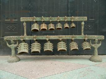 青铜编钟的拍卖价值