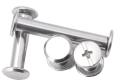 304不銹鋼子母螺絲對鎖螺母對接螺絲夾板螺絲對敲螺