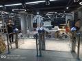 北京超市智能進出口器 超市自動感應單門 超市禁行器