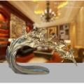 樹脂工藝品電鍍六連馬 創意家居辦公室中歐式擺件