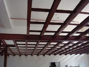 房山区室内阁楼搭建专业施工客厅挑高做钢结构隔层