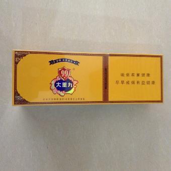泰国大重九香烟价格_大重九香烟以前多少钱