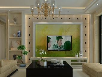 酒店彩绘墙画 大型3d壁画