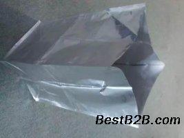现货供应徐州2米铝箔膜2米铝塑膜海运防潮立体袋