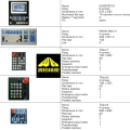 潍坊瑞士EASY数控机床控制面板 操作面板