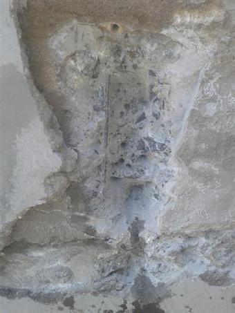 水电站伸缩缝渗漏水堵漏施工