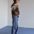 女装折扣一线大牌剪标鸭宝宝羽绒服批发销售