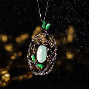 珠宝首饰手绘水粉