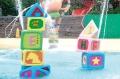 温泉度假村水上乐园意彩注册设备璃钢戏水小品厂家哪里有