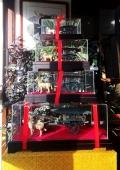 全銅西安銅車馬兵馬俑陜西特色紀念品