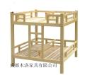 江油青年公寓实木床哪家可以定做?