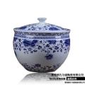 20斤裝陶瓷米缸 面粉米桶 水缸家用