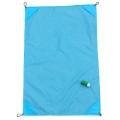 迷你折疊口袋毯可定制顏色野餐墊 野營地墊地席