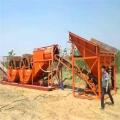 砂石廠洗砂機