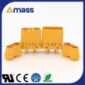 艾邁斯研發生產太陽能景觀燈插頭XT90大電流低阻值
