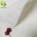直銷40s支普梳純棉雙層小方格紗布面料浴巾坯布