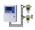 油库油气浓度报警器,固定式24h实时检测浓度显示报