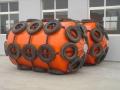 水气囊避碰器船用靠球护舷橡胶充气A型靠球