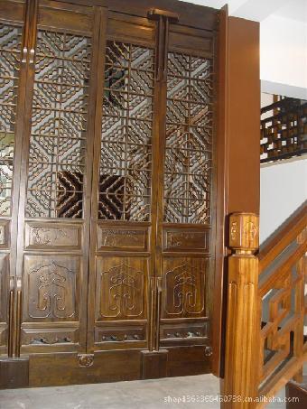 欧式花格 窗花 利达木雕花格加工厂是专业生产仿古