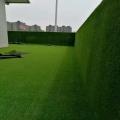 安全文明施工圍擋草坪多少錢