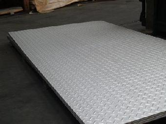 不锈钢花纹板价格_