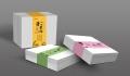 重慶6個裝蛋黃酥包裝盒定做,開窗鳳梨酥紙盒制作