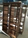 紅酒莊園專用不銹鋼304耐腐蝕恒溫恒濕酒柜