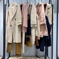 上海郁香菲品牌折扣女裝尾貨批發 時尚知性衣田女裝批
