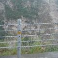 安家 生产装山道绳索护栏厂家