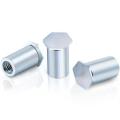 盲孔壓鉚螺柱 螺母柱 壓鉚螺套卯柱bso-M3M4
