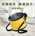 小型手提式暖風機家用臥室客廳熱風取暖器