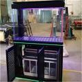 出售家用超白魚缸長方形玻璃魚缸造景生態水族箱客廳