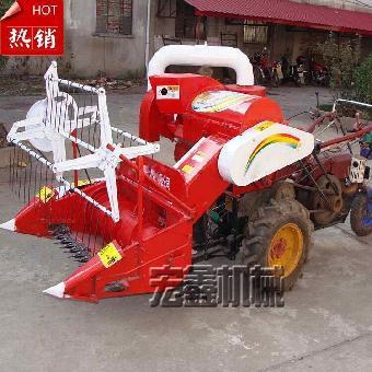 小麦水稻联合收割设备 收割机十大品牌 多功能