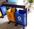 意彩app供应地铁车站垃圾桶 户外分类垃圾箱果皮箱
