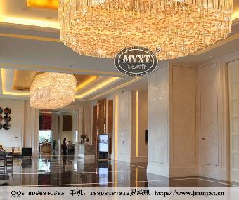 五星级酒店灯具,星级酒店水晶灯