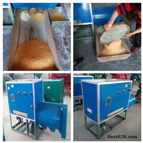 三相電玉米拉糝機玉米去皮磨面制糝機
